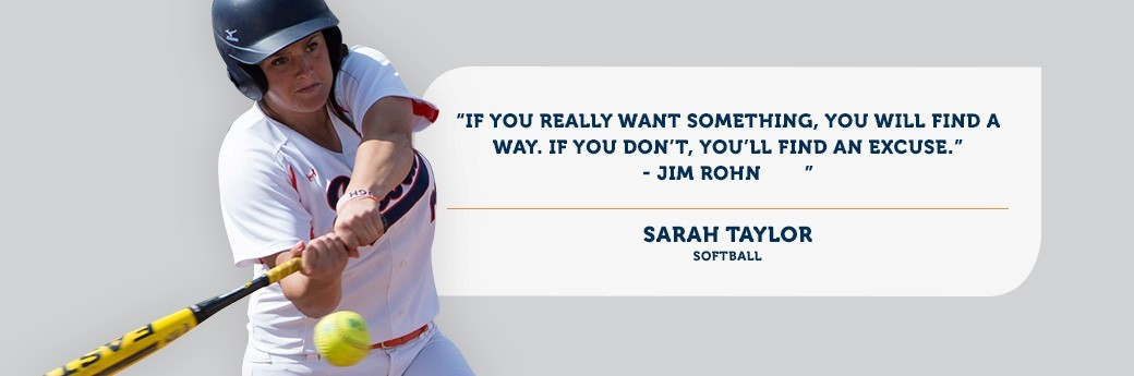 Sarah Taylor quote